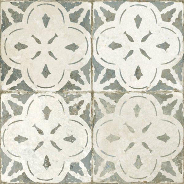 Aurora Sage Glazed Ceramic 45cm x 45cm