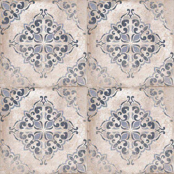 Antique Azul 1016 22.5cm x 22.5cm