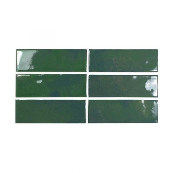 Fabricated Bejmat Olive Gloss 5cm x 15cm